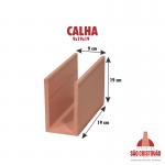 Calha 9x19x19