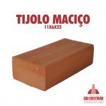 Tijolo Maciço 11x6x22